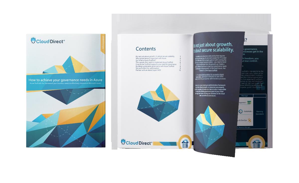 Azure Scaffold governance whitepaper